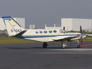 Cessna 425 Conquest I