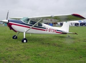 Cessna 180/185 Skywagon
