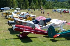 Cessna Antiques & Prototypes