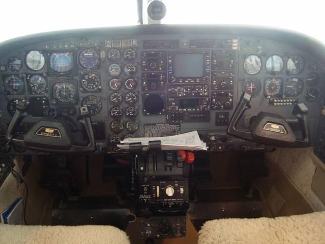 The Cessna 425 Conquest I