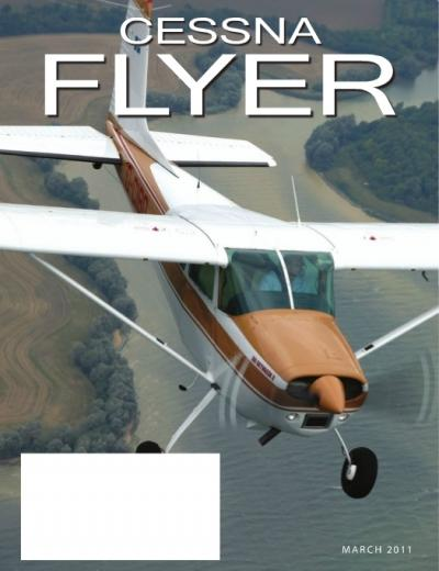 March 2011 Cessna Flyer Magazine
