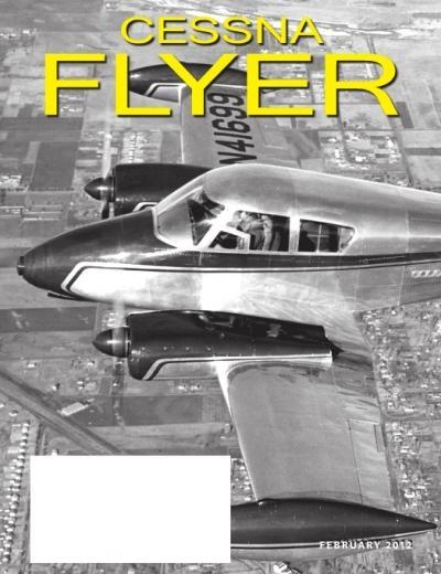 February 2012 Cessna Flyer Magazine