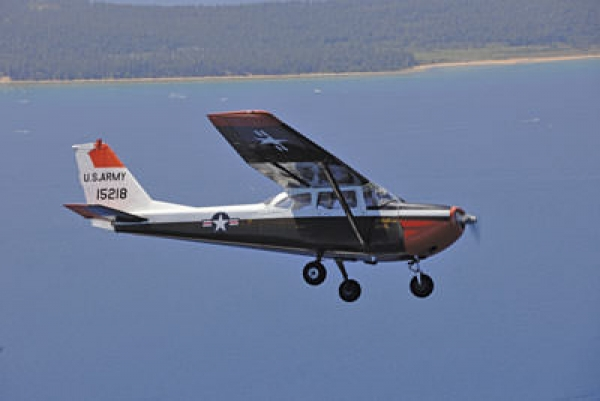 A 172, with Some Exceptions: Cessna's T-41B Mescalero