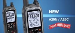 Add Before Flight: New Icom Handheld