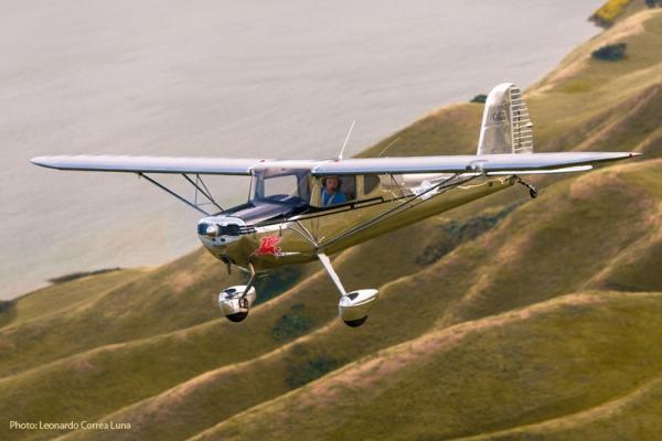 Josh Cawthra's 1947 Cessna 140