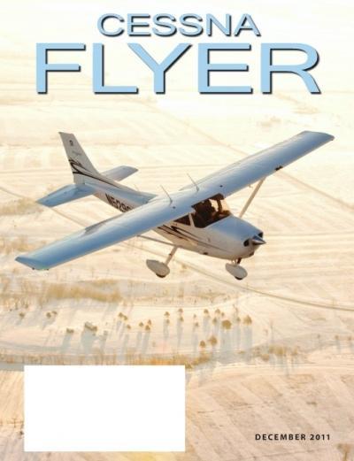 December 2011 Cessna Flyer Magazine