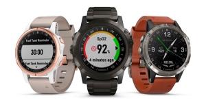 Garmin® D2 Delta - Latest Generation in Aviator Watches