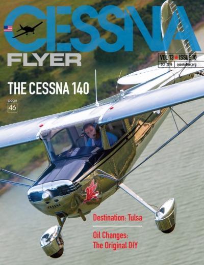 October 2016 Cessna Flyer Magazine