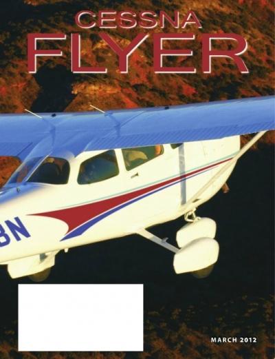 March 2012 Cessna Flyer Magazine