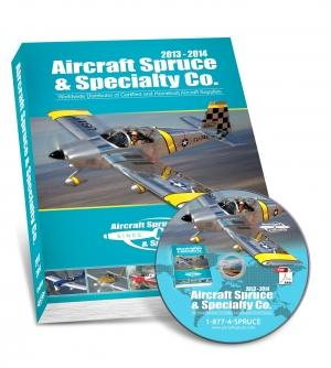 NEW 2013-2014 AIRCRAFT SPRUCE CATALOG NOW AVAILABLE