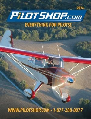THE NEW PILOTSHOP.COM CATALOG IS AVAILABLE