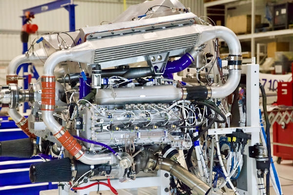 EPS Begins Shipping Production Engines