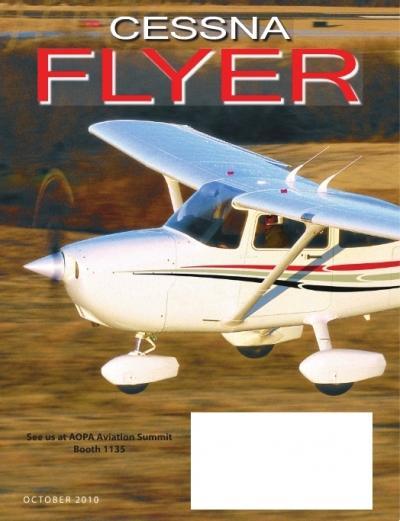 October 2010 Cessna Flyer Magazine