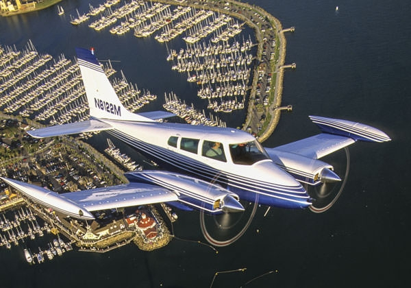 The Cross-Country Capable Cessna 310
