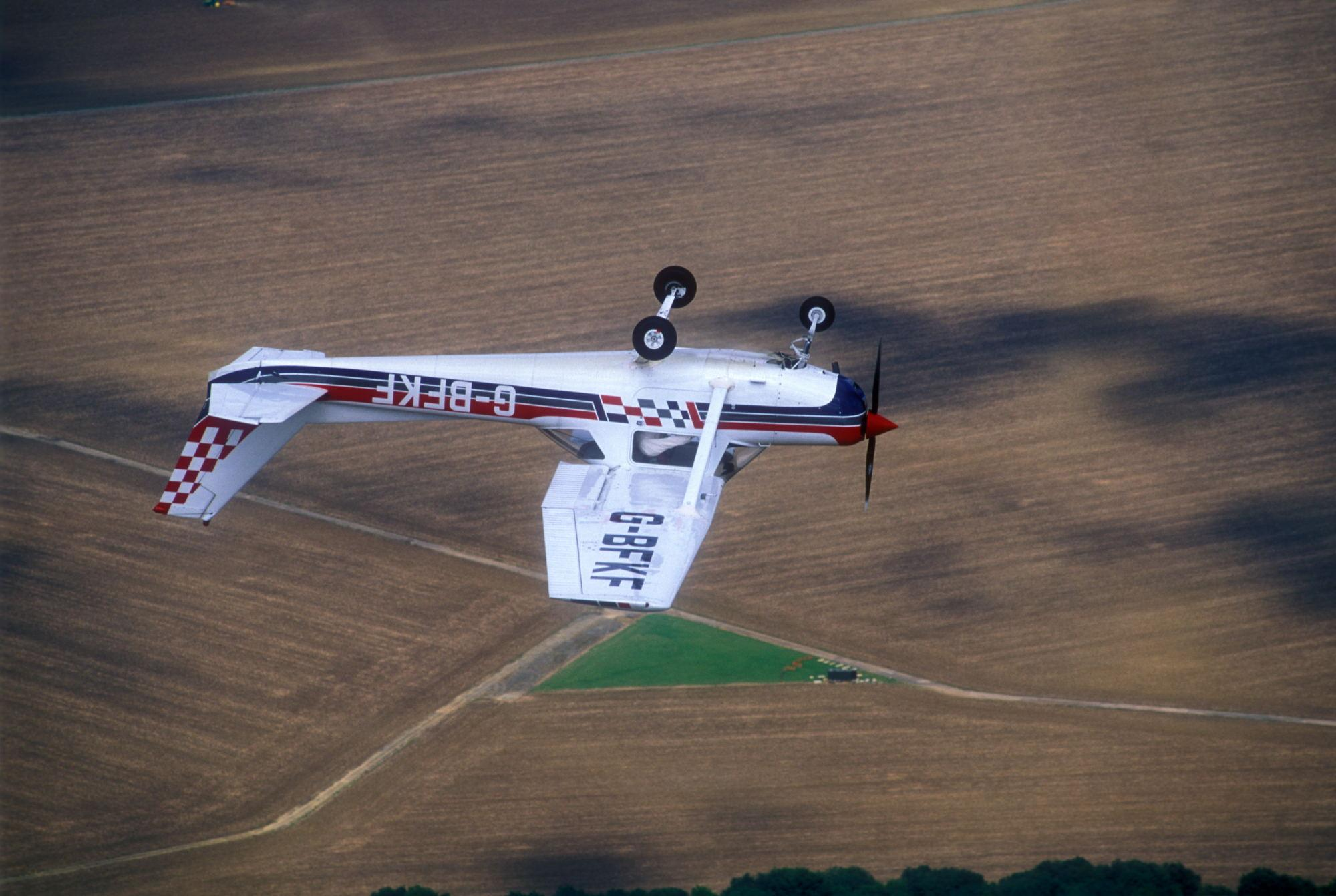 Aerobat A2A Inverted 38