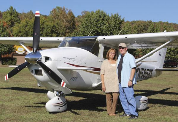 Cessna Flyer Association - Peterson's Performance Planes: Efficiency