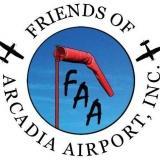 Friends of Arcadia Airport's Free Pancake Breakfast
