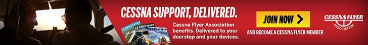 Cessna Support Delivered
