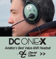 David Clark aviation headsets