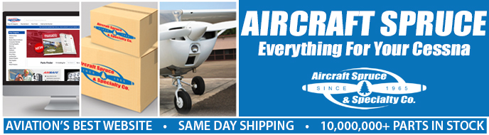 Aircraft Spruce Everything for your Cessna 2020