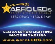 Aero LEDs aircraft lighting
