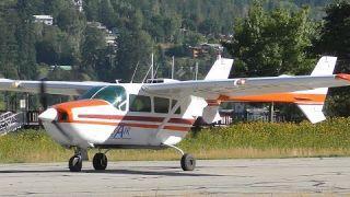 337 Skymaster takeoff