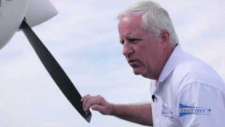 StrutWipe Promo #1Short DYI Aircraft Maintenance Instruction