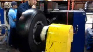 Desser Tire retread process with…