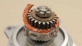 Permold Continental Engine Alternator Gear Coupling Installation