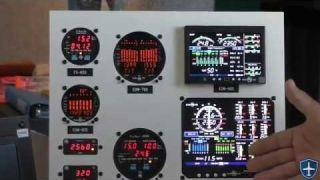 JP Instruments - Aircraft Engine Monitors | Sun N Fun 2018
