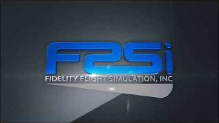 F2Si Citation Ultra 560 Flight Simulator Motion Video