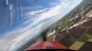 Flying On Saturday Morning