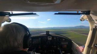 Afternoon Flight With Ryan