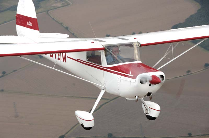 Cessna Flyer Association - Displaying items by tag: Cessna 140