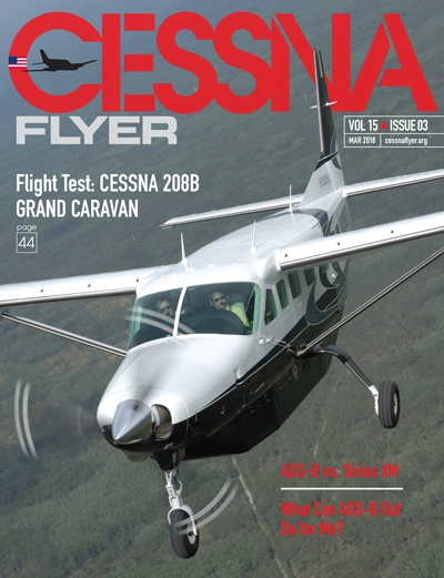 March 2018 Cessna Flyer Magazine