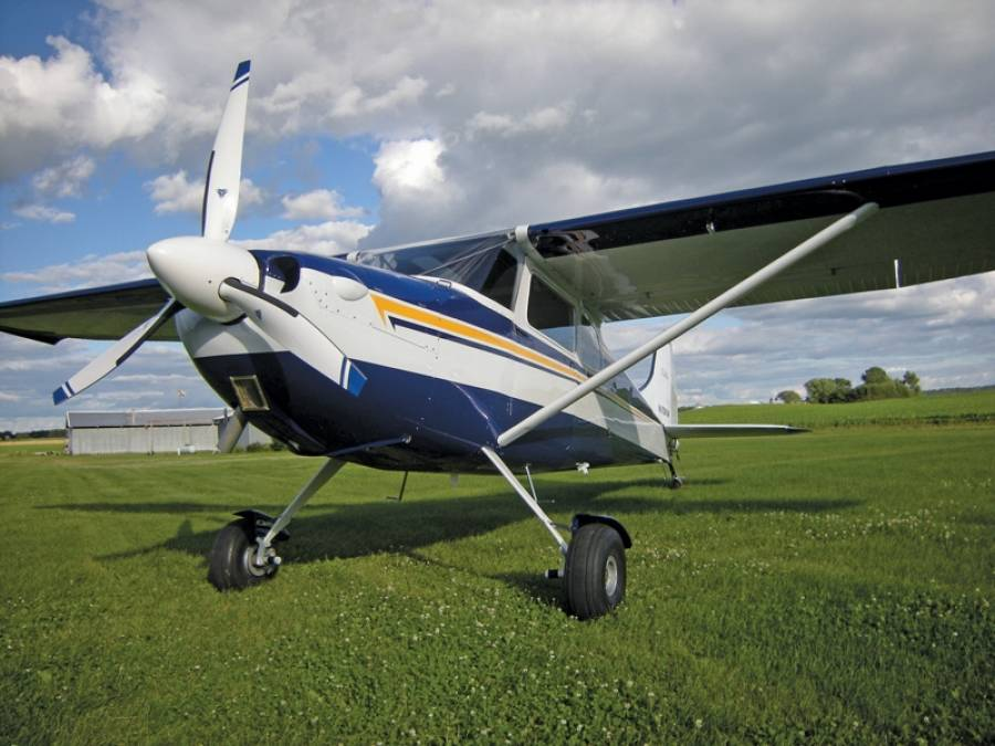 Cessna Flyer Association - The Perfect Plane: Part Two: Our 170B