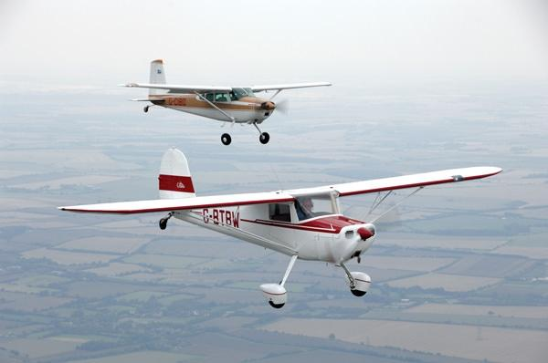 Cessna 120: Mel's Little Marvel