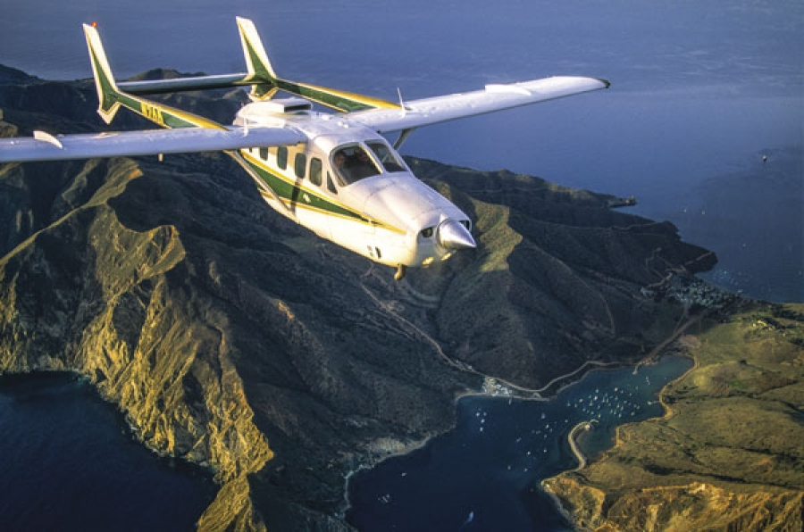 Cessna Flyer Association - Jack Riley and the Skyrockets: The Cessna