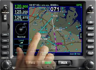 The Soul of a New GPS: Avidyne's IFD540