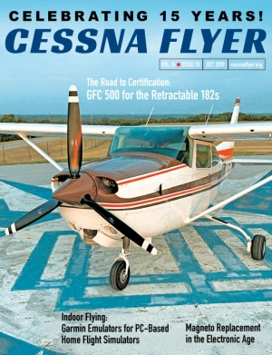 OCTOBER 2019 CESSNA FLYER MAGAZINE