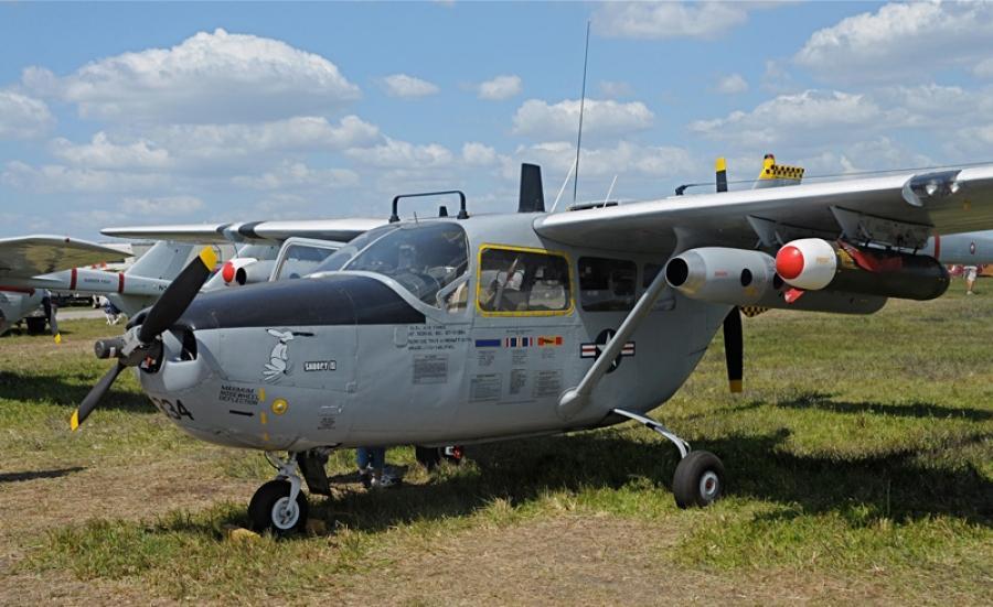 Cessna Flyer Association - A Different Breed: Cessna's