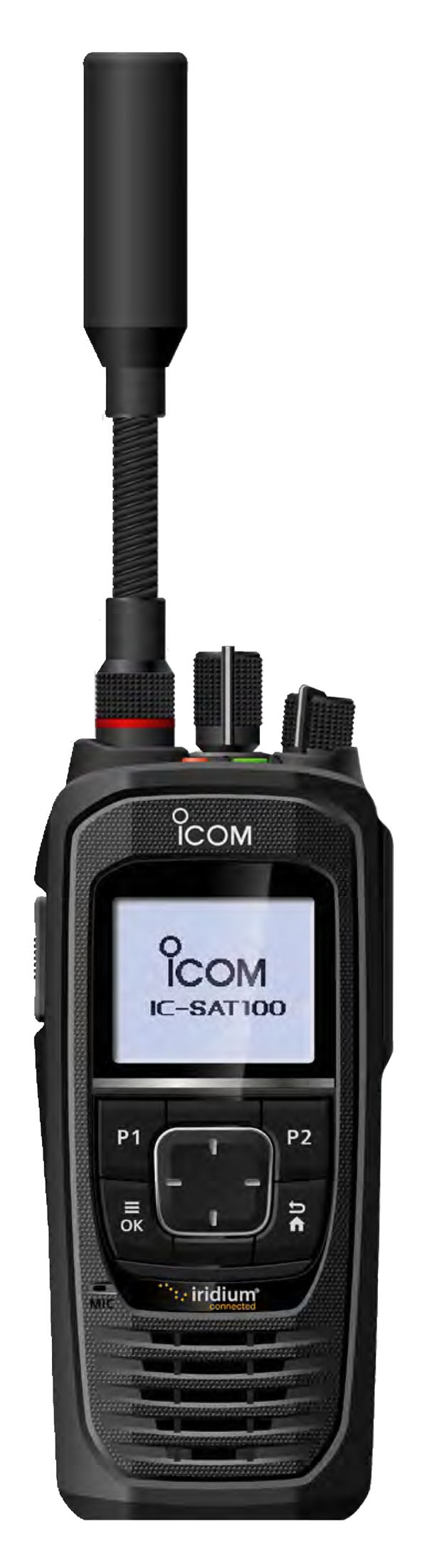 Icom Partners With Iridium: Satellite Communication Solution In Development