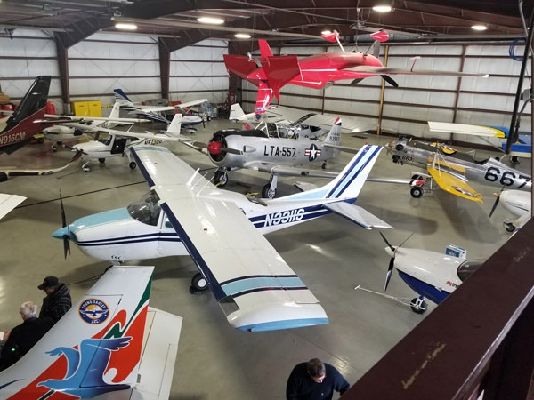EAA has Selected Electroair as it's Official Electronic Ignition System