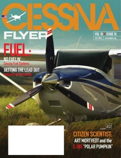 October 2013 Cessna Flyer Magazine