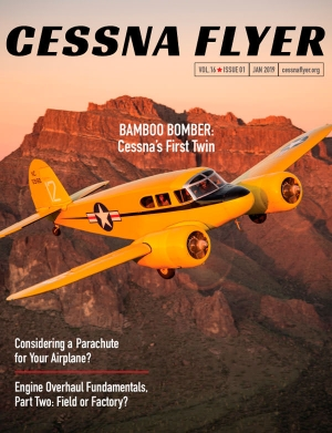 JANUARY 2019 CESSNA FLYER MAGAZINE