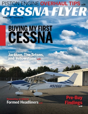 OCTOBER 2020 CESSNA FLYER MAGAZINE