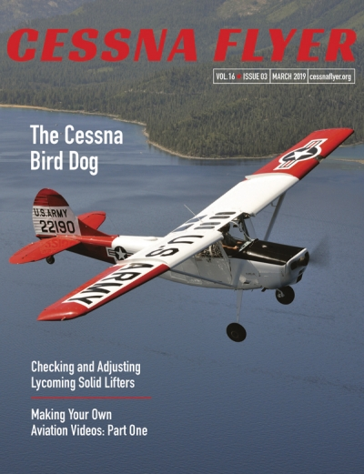 MARCH 2019 CESSNA FLYER MAGAZINE