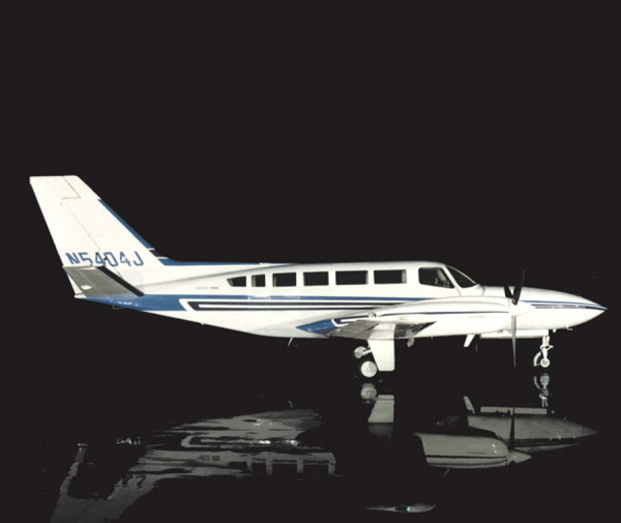 Cessna Flyer Association - Nothing Else Quite Like It: The Cessna 404