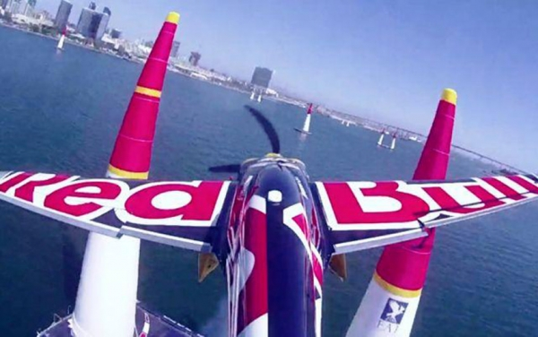 Red Bull Air Race Championship Picks Hartzell Propeller for 5th Year