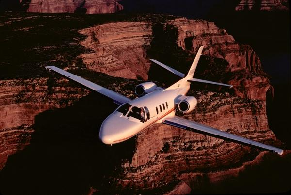Still Going Strong: Cessna's Citation Family
